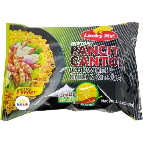 Lucky Me - Pancit Canton Chilimansi - 60g