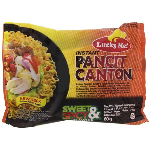 Lucky Me - Pancit Canton Sweet & Spicy - 60g