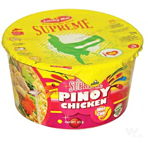 Lucky Me - Supreme Pinoy Chicken Mami - 65g