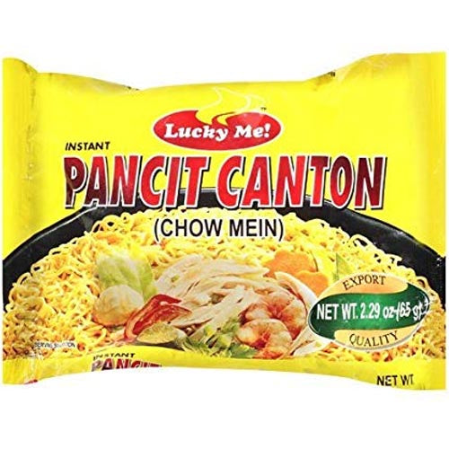 Lucky Me Instant Pancit Canton Chow Mein- 65 G