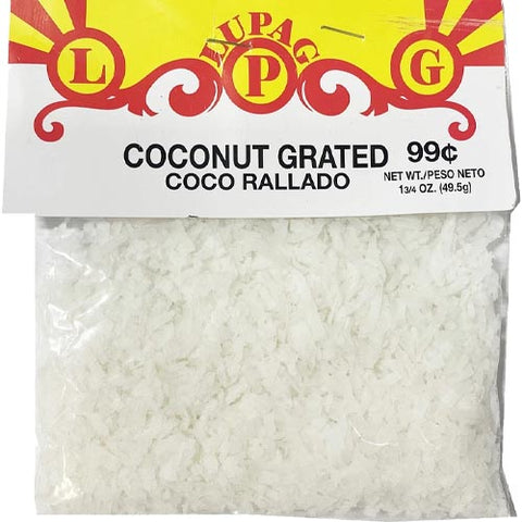 Lupag - Coconut Grated - 28 G