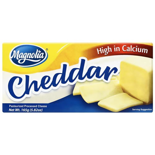 Magnolia - Cheddar - High in Calcium - 165 G