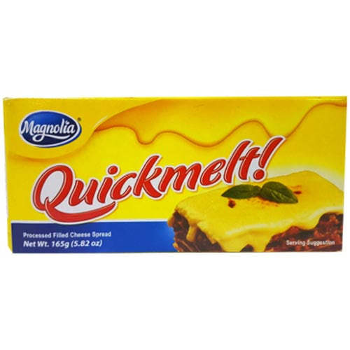 Magnolia - Quickmelt - Pasteurized Processed Filled Cheese Spread - 165 G