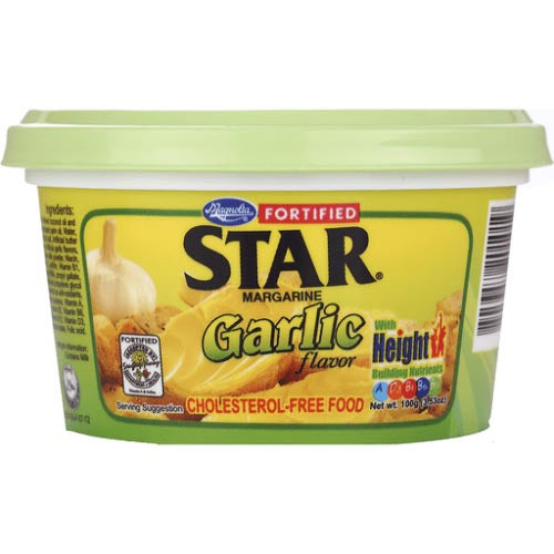 Star - Margarine Garlic - 100 G