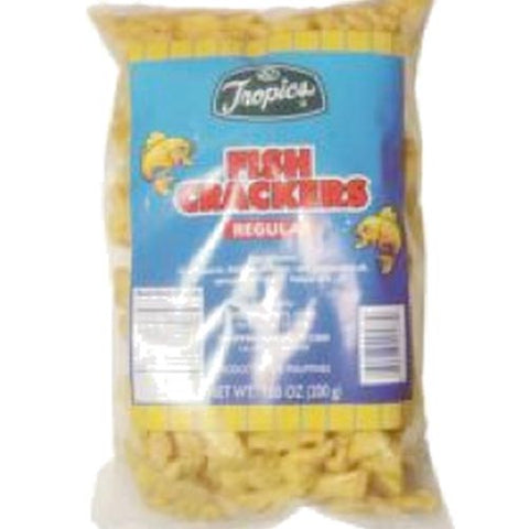 Tropics - Fish Crackers Regular
