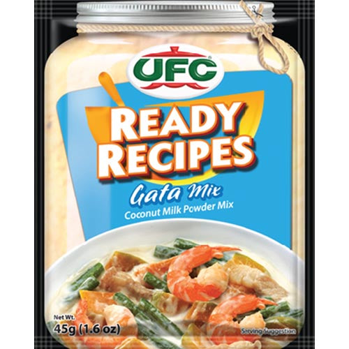 UFC - Gata Ready Recipes - 40 G