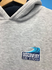 Discovery children's hoody - Grey/Navy