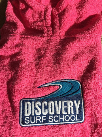 Discovery changing robe - Fuchsia