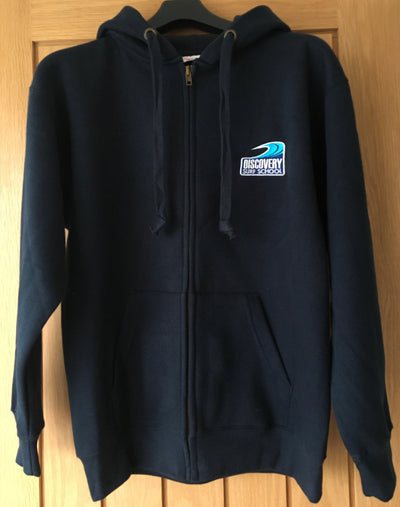 Discovery adult hoody - Navy