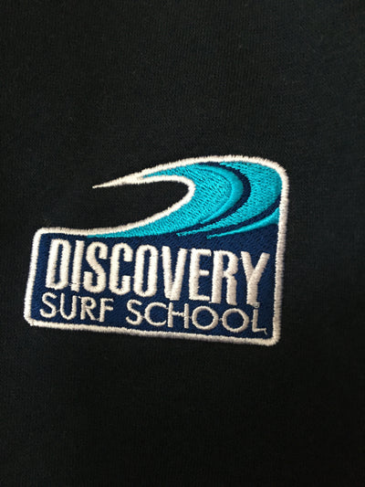 Discovery adult zip hoody - Navy