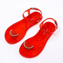 Load image into Gallery viewer, Women Jelly Sandals