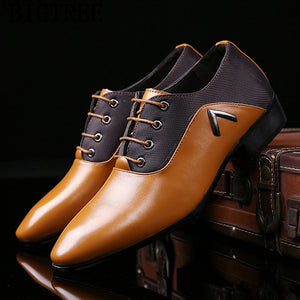 Italian Formal Leather Shoes