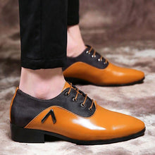 Load image into Gallery viewer, Italian Formal Leather Shoes