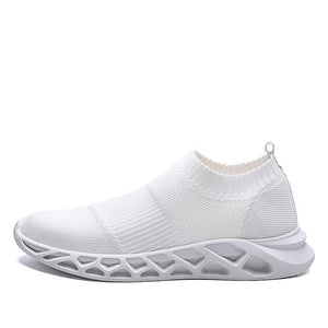 Breathable Mesh Slip-on Loafers