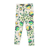 lulu CROPPED/CAPRI legging // light floral