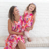 alanna women's cover up // tropical rose