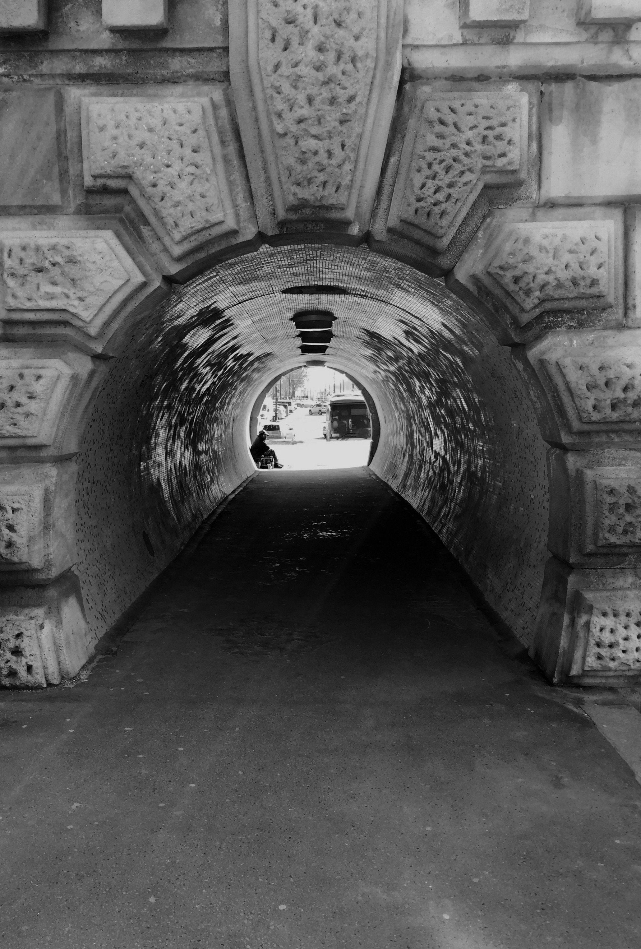 Tunnel Vision - Jake Janes Photography