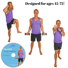 Load image into Gallery viewer, Pilates Toning Program DVD - Exercise DVD For Beginners