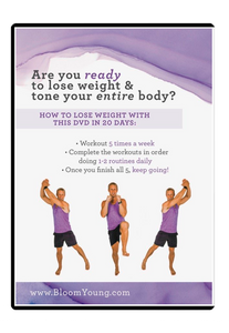 Cardio Boxing DVD (20 Day Fast Fix Weight Loss) - Exercise DVD For Beginners