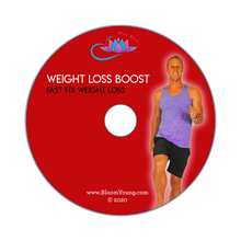 Load image into Gallery viewer, Weight Loss Boost DVD -  Bloom Young Exercise DVD For Beginners