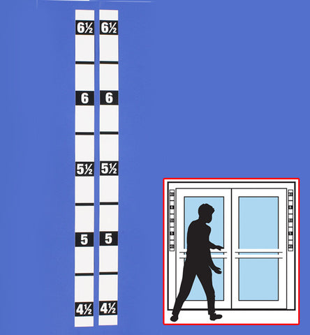 Door Height Markers