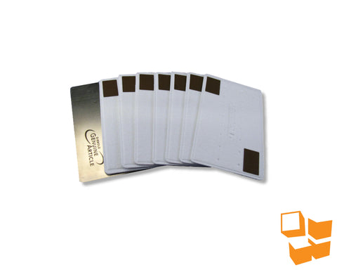 DIEBOLD® Metal Cleaning Card Kit – ATM Smart Card (Chip) Readers
