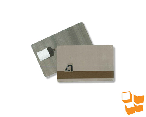 DIEBOLD® Metal Cleaning Card – ATM Smart Card (Chip) Readers