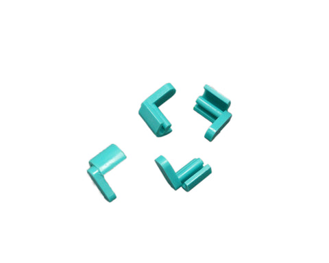 112082 - NCR Green Hopper Wiper - 4/pack