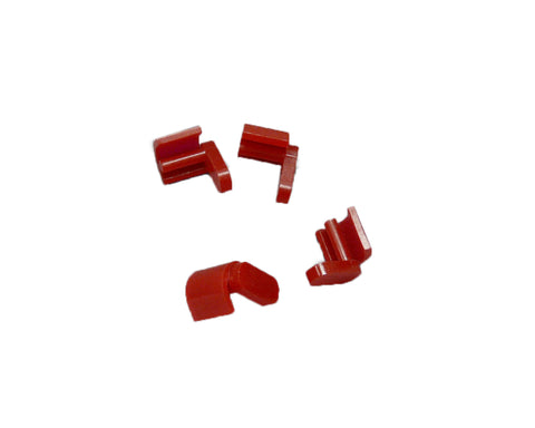 112309 - NCR Red Hopper Wiper - 4/pack