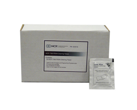 523419 - Wet Lens Cleaning Tissue - 100/pack