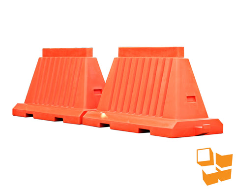 "66"" Portable Jersey Barrier"