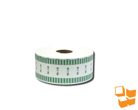 10₵ Canadian Standard Automatic Coin Wrap - Single Roll