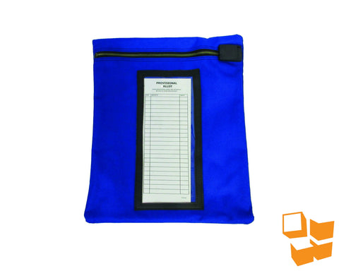 "Keyless Security™ Inter-Office Mailer 16"" x 13"" – Blue"