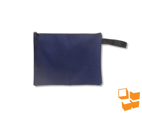 Commercial and Retail Bank Deposit Bag – Navy Blue
