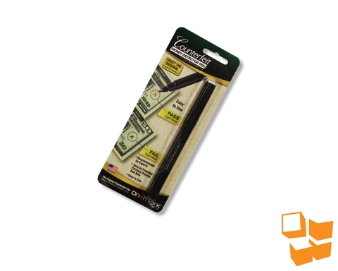 Drimark SmartMoney® Counterfeit Detector Pen Single Pack - US Currency
