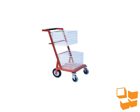 Premium Mail Cart - Small