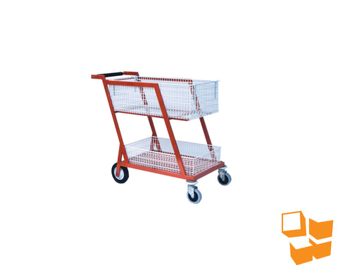 Premium Mail Cart - Large
