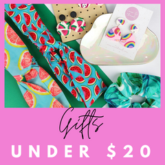 Gift ideas under $20 for Christmas presents and birthday presents