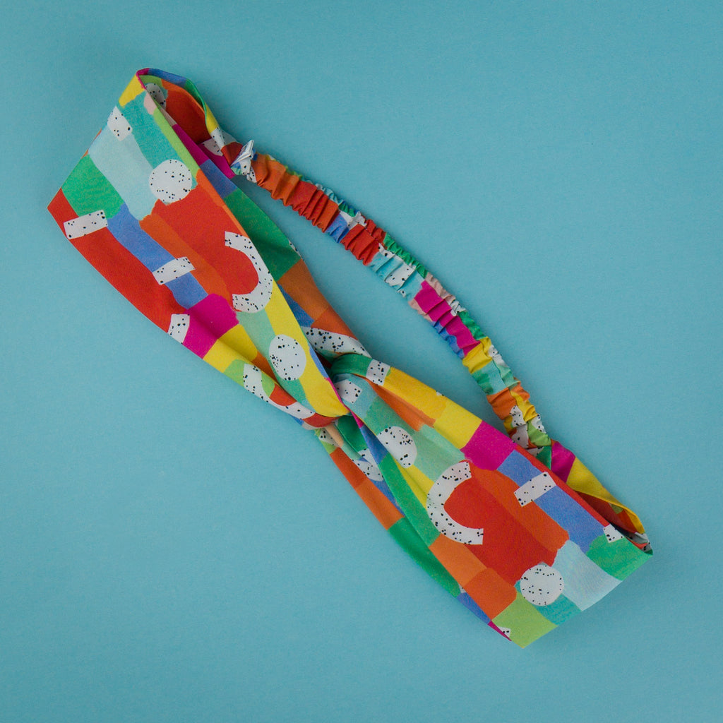 Headbands Australia twist headband made in Australia