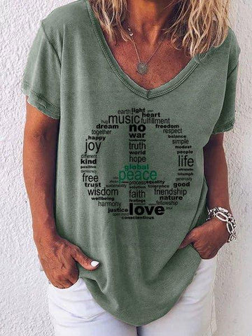 Casual Loose T-shirt