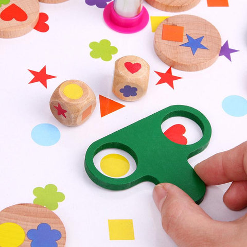 Brain Shape Matching - 2019 New Fashion Toy Recommended