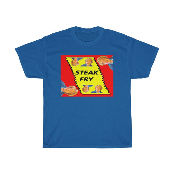 STEAKFRY THEME T-SHIRT