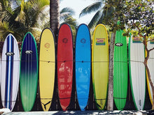 Load image into Gallery viewer, Longboard Rental 7ft+