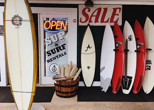 Shortboard Rental 7ft-