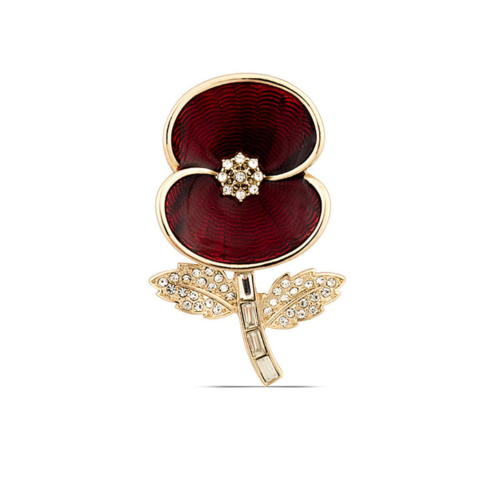 The Poppy Collection® Women of The First World War Brooch