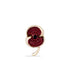 The Poppy Collection ® Swirl Lapel Pin Gold Tone
