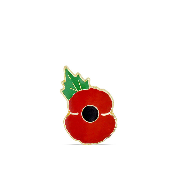 Poppy Lapel Pin Medium