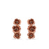 Royal British Legion Rose Gold Earrings