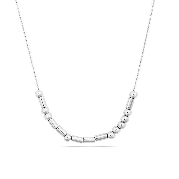 Morse Code Remember Necklace