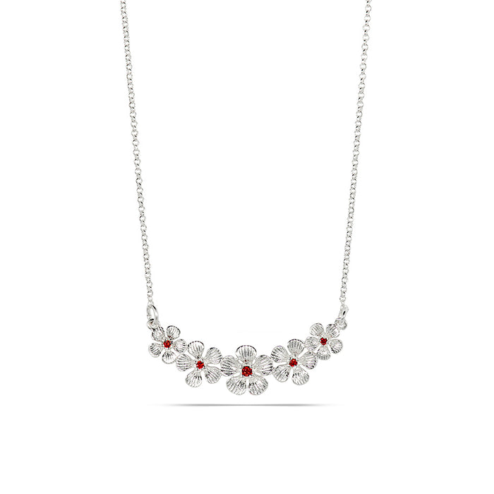 Poppy Chain Necklace